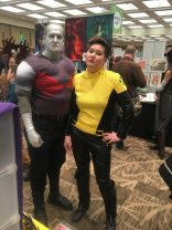 Colossus and Negasonic Teenage Warhead!